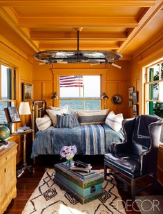 When Ken Fulk purchased a run down Victorian home on Cape Cod, no one knew it would become a total dream house after a grand renovation. Take a peek inside the charming waterfront cottage.