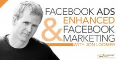 Are you looking to find better ways to reach your target audience with Facebook ads? Do you want to dive into the world of enhanced Facebook marketing for your business? This week on the Social Media Social Hour, Jon Loomer joins me to talk about utilizing Facebook