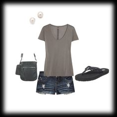"""comfy-casual"" by holly-miller on Polyvore"