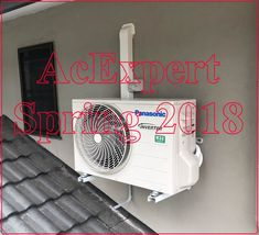 Air Conditioning Expert level 1/241 Adelaide st Brisbane Installation of Panasonic split system air conditioner in Cannon Hill Brisbane 2018