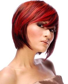 Funky Red Hair Style 10 Funky Hair Color Ideas Making Heads Turn