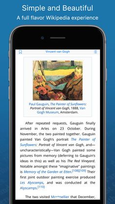 WikiLinks  Smart Wikipedia Reader on App Store:   WikiLinks is the most fun and powerful way to discover everything Wikipedia has to offer in a fantastic multilingual and multimedia experience includ...  Developer: Boris Conforty  Download at http://ift.tt/1KqGbtu