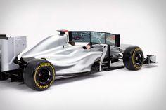 Formula 1 Simulator With Full Size Formula 1 Race Car.