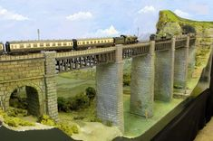 model railway - Google Search #modeltrainbridges #modelrailway