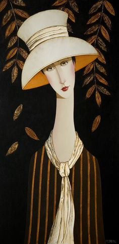 Annette in Autumn, by Danny McBride