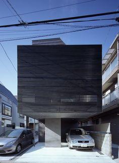 BRUN / APOLLO Architects     Photographs: Masao Nishikawa