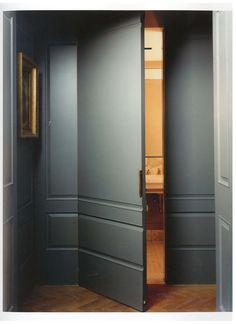 hidden room