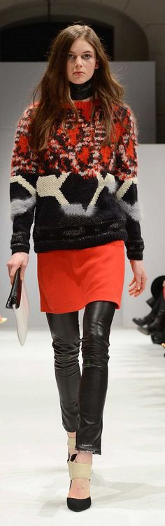 Lala Berlin  Ready-to-Wear Fall-winter 2014-2015