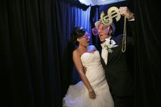 @jackieb1126 and Michael Sarcone rented Shutterbooth and Domenica Cigars for their wedding at @naninas1953. @mikeyromeo