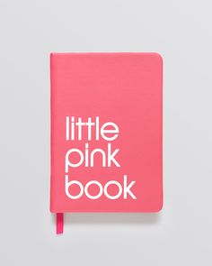 For all your little pink notes.