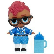 A Authentic Head For LOL Surprise Doll Boys series 1 SMARTY PANTS Toy Xmas Gift