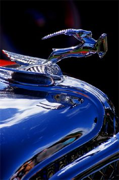 1932 Chrysler Gazelle Hood Ornament
