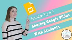 Here is the right way to share Google Slides with students! #vestals21stcenturyclassroom #googleslides #googleappsforeducation #edtech #sharegoogleslides #howtosharegoogleslides #virtuallearning