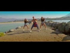 (1) Becky G - Mayores ft. Bad Bunny (ZUMBA) - YouTube