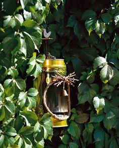 Arredo esterno per giardini: casette per gli uccelli