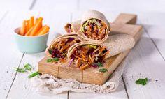 6 sunne hverdagsmiddager du ikke har laget før   EXTRA Foods To Eat, Pulled Pork, Nom Nom, Bbq, Healthy Living, Food And Drink, Health Fitness, Snacks, Dinner