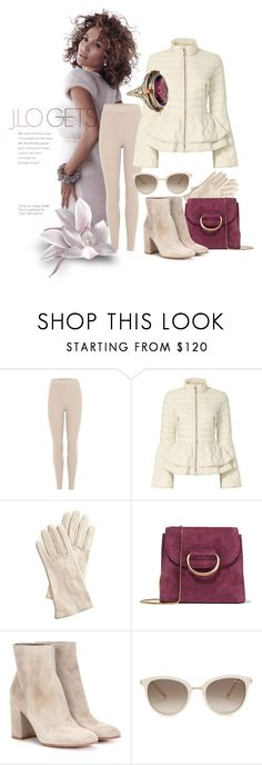 """""""Untitled #2511"""" by gordana-danilov ❤ liked on Polyvore featuring adidas Originals, Elizabeth Roberts, Mark & Graham, Little Liffner, Gianvito Rossi and Chopard"""