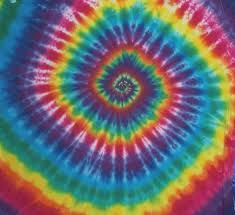Spiral tie-dye~One of my all time FAVORITES~