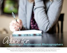 Advice for the Aspiring Professional Photographer