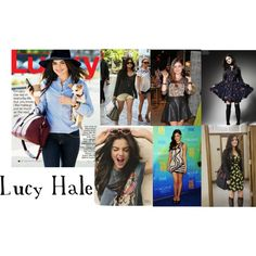 """""""Lucy Hale"""" by marcyj147 on Polyvore sweetmagnoliachic.com  Pretty LIttle Liars"""