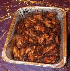 Awesome Cajun Chicken Wings Recipe - Food.com