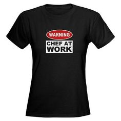 Chef at Work Tee