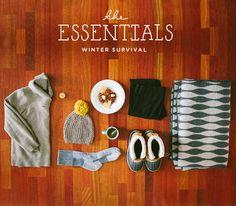 The Essentials: Winter Survival  |  The Fresh Exchange