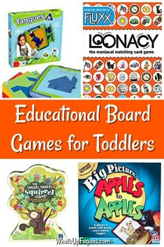 Best list of educational board games EVER! I want to buy all of these!! How cool! They are fun board games and card games for toddlers and older kids too and cover math, language arts, spelling, English, art history, science, financial literacy, and more!! #educational #toddlers #boardgames #cardgames #games #learning #education #homeschool #homeschooling #gradeschoolers #math #english #spelling #science #strategy #Christmas #gifts