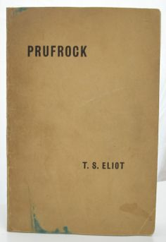 T. S. Eliot, The Egoist Press, 1917
