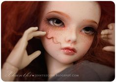 STUNNING face up by Xanthi!