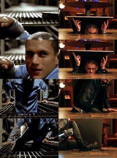 Prison Break and LoT Parallels