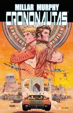 CRONONAUTAS Nº01 [CARTONE] | MILLAR, MARK / MURPHY, SEAN | Akira Comics - libreria donde comprar comics, juegos y libros online