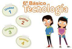 Libro digital de tecnología 6to                                         grado de educación primaria,                                         editado y publicado por el                                         ministerio de educación de                                         Chile.
