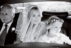 Kate Moss veil