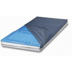 gelpro mattress 3section multiple sizes available hospital 35