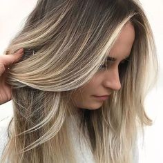 Image result for balayage brown