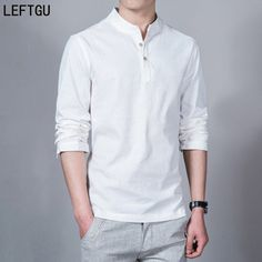 2017 Fashion Long sleeve Men's shirts male casual Linen shirt men Brand Plus size Asian size camisas DX366 #electronicsprojects #electronicsdiy #electronicsgadgets #electronicsdisplay #electronicscircuit #electronicsengineering #electronicsdesign #electronicsorganization #electronicsworkbench #electronicsfor men #electronicshacks #electronicaelectronics #electronicsworkshop #appleelectronics #coolelectronics