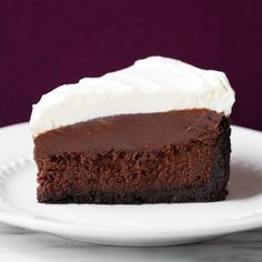 Mississippi Mud Pie - four layers of complete bliss. This will have everyone raving!