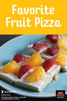 Love this because the crust isn't overly sweet Wonderful for brunch or a snack!  #fruitpizza #brunch #snack #wholegrain
