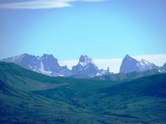 Torres del Paine desde Calafate