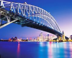 10. Sydney, Australia Sydney the land of beauties and full of nature is the 10th most beautiful city of the world and the largest city of Australia. Sydney was founded in 1788 and has the beauty of all time