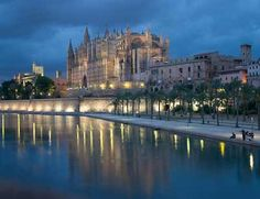 Palma de Majorca - a place of my dreams