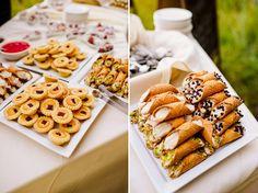 italian theme wedding