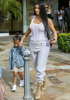 Kim & North arriving at Colour Me Mine in Los Angeles, CA #fashion #style #stylish #love #me #cute #photooftheday #nails #hair #beauty #beautiful #design #model #dress #shoes #heels #styles #outfit #purse #jewelry #shopping #glam #cheerfriends #bestfriends #cheer #friends #indianapolis #cheerleader #allstarcheer #cheercomp  #sale #shop #onlineshopping #dance #cheers #cheerislife #beautyproducts #hairgoals #pink #hotpink #sparkle #heart #hairspray #hairstyles #beautifulpeople #socute…