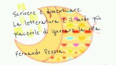 Pessoa for Gramma-teca #pessoa #citazione #letteratura