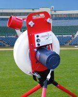 First Pitch Original Heavy Duty Combo Baseball Pitching Machine & Softball Pitching Machine is a Real Ball Pitching Machine With a 5 Yr Warranty! Softball Pitching Machine, Baseball Pitching, Baseball Training, Ball Throwing Machine, Portable Pitching Mound, Football, Sports, Hs Sports, Futbol