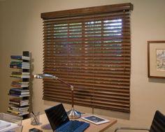 Premium Faux Wood Blinds at 3StepBlinds.com