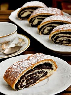 Eastern European Recipes, European Dishes, Sweet Desserts, Sweet Recipes, Dessert Recipes, Czech Recipes, Russian Recipes, Albanian Recipes, Sweet Cooking