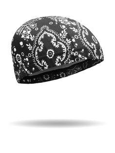 7d4b771c0f1 Bandana UnderWrap Skull Cap - UnderWraps are a contoured fit skull cap with  a covered non