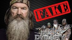 Duck Dynasty Is Fake! | I love this guy and I don't mean the Duck Dynasty idiot ... lol | Funny as hell video! See the truth behind this show that christians are all up in arms over. They're such idiots really.